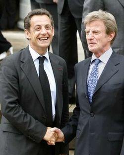 SarkozyKouchnerAP