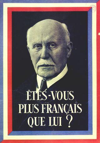 Etes-vous-plus-francais-que-lui_Petain
