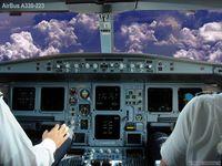 Cockpit-Airbus-A330-223