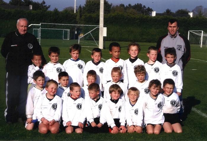 Groupe ecole de foot 07-08gde