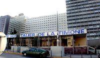 Le-centre-hospitalier-de-la-Timone-a-Marseille