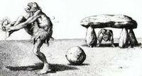 Homme-des-cavernes-prepare-la-coupe-du-monde