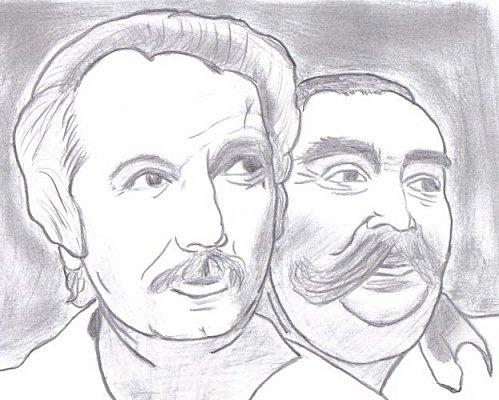 Georges-Brassens-et-Moustache