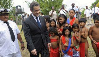 Sarkozy-Guyane