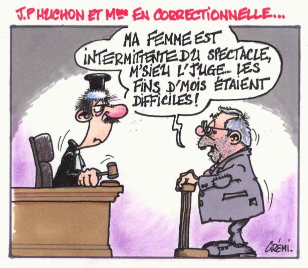 Huchon-justice
