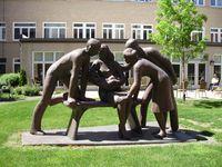 Les_Générations_de_Roger_Langevin_sculpteur