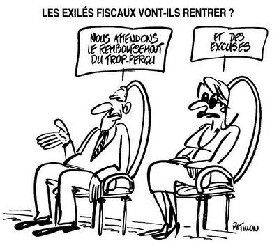 Exilés-fiscaux