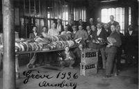 Fosse_Arenberg_pendant_les_grèves_de_1936