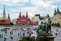 Russie-moscou-place-rouge