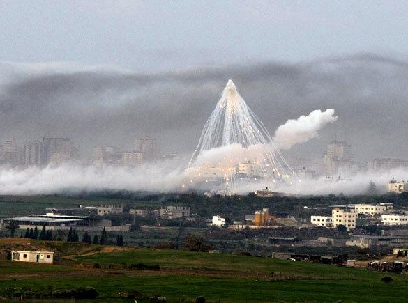 Gaza-uranium