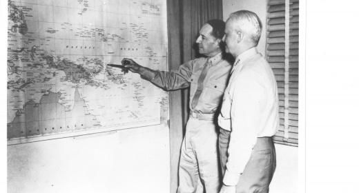 MacArthur and Nimitz